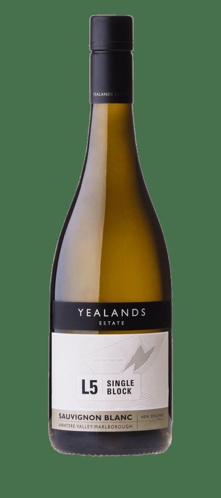 Yealands Estate Single Block L5 Sauvignon Blanc 2019