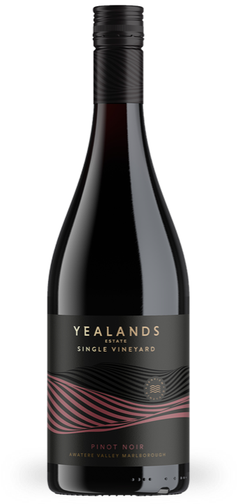 Yealands Estate Single Vineyard Pinot Noir 2019