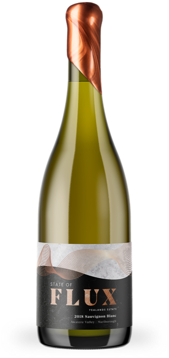 Yealands Estate State of Flux Sauvignon Blanc 2018