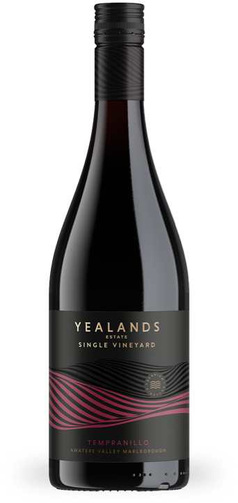 Yealands Estate Single Vineyard Tempranillo 2018