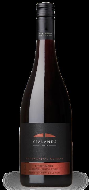 Yealands Estate Winemaker's Reserve Gibbston, Central Otago Pinot Noir 2017
