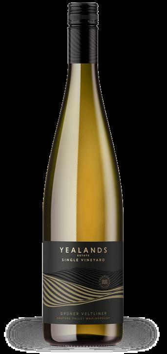 Yealands Estate Single Vineyard Grüner Veltliner 2019