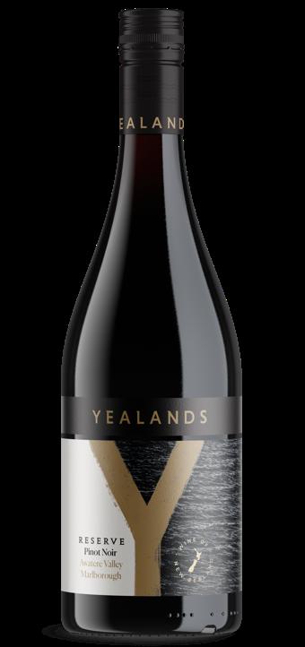Yealands Reserve Pinot Noir 2019