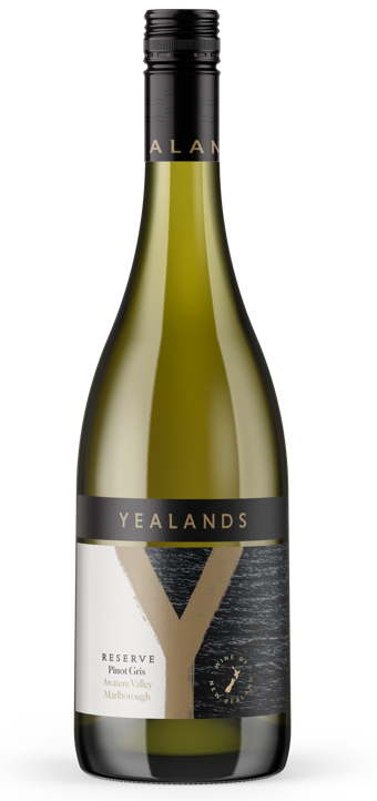 Yealands Reserve Pinot Gris 2019