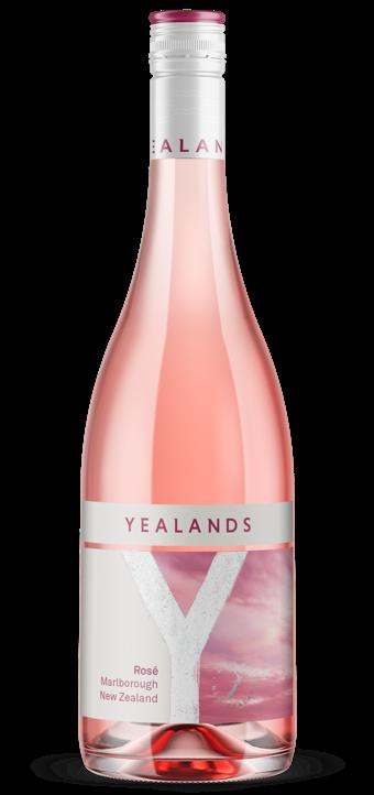 Yealands Sauvignon Blanc Rosé 2020