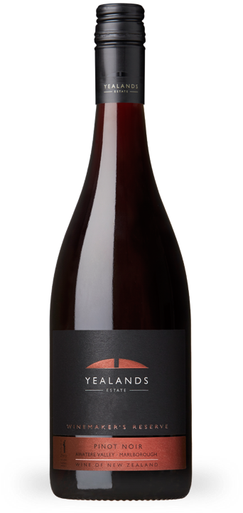 Yealands Estate Winemaker's Reserve Awatere Valley Pinot Noir 2017