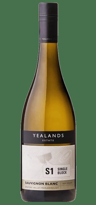 Yealands Estate Single Block S1 Sauvignon Blanc 2019